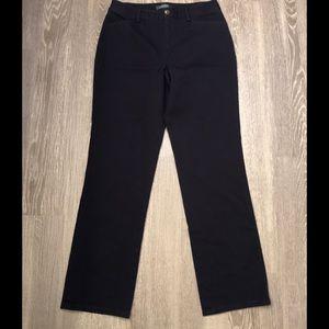 Lauren Ralph Lauren Women's Navy Dress Pants Sz 6